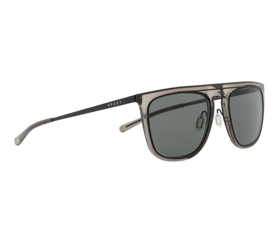 Obrázek z sluneční brýle SPECT Sun glasses, COOGEE-004P, transparent grey, smoke POL, 53-20-145