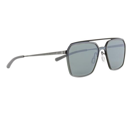 Obrázek z sluneční brýle SPECT Sun glasses, CLEARWATER-003, silver, grey, green with silver flash, 130-0-140