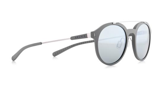 Obrázek z sluneční brýle SPECT SHADWELL-004P, pastel green/green with white mirror POL, 49-20-140