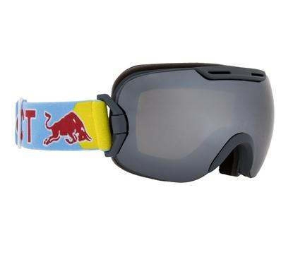 Obrázek lyžařské brýle RED BULL SPECT Goggles, SLOPE-005, matt grey frame/brght blue hradband, lens: silver snow CAT3