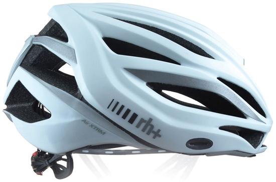 Obrázek z helma RH+ Air XTRM, matt white/silver reflex, AKCE