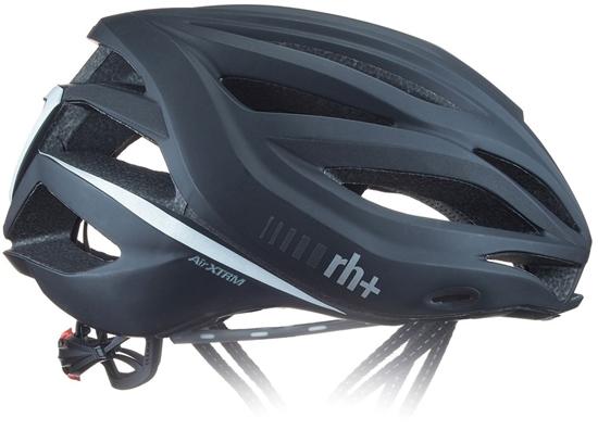 Obrázek z helma RH+ Air XTRM, matt black/dark reflex