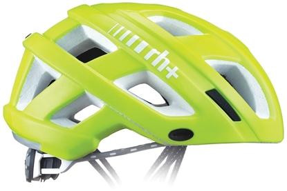 Obrázek helma RH+ Z8, shiny yellow fluo