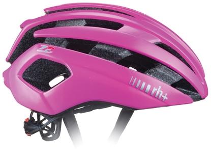 Obrázek helma RH+ Z Zero, shiny pink fluo/shiny white