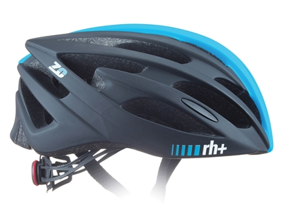Obrázek helma RH+ Z Zero, matt salina azure/matt black