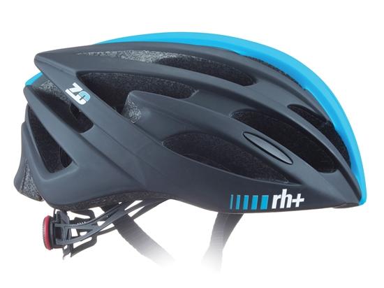 Obrázek z helma RH+ Z Zero, matt salina azure/matt black