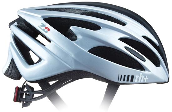 Obrázek z helma RH+ Z Zero, matt black/matt silver