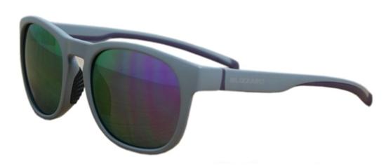 Obrázek z sluneční brýle BLIZZARD sun glasses PCSF706140, white shiny, 60-14-133