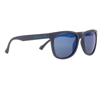 Obrázek sluneční brýle RED BULL SPECT Sun glasses, LAKE-001P, dark blue/smoke with blue mirror POL, 54-19-145