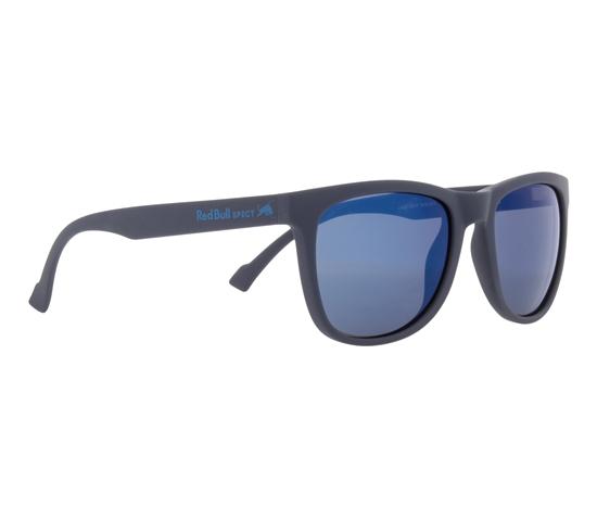 Obrázek z sluneční brýle RED BULL SPECT LAKE-001P, dark blue/smoke with blue mirror POL, 54-19-145