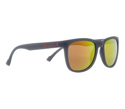 Obrázek sluneční brýle RED BULL SPECT RB SPECT Sun glasses, LAKE-003P, x tal grey/smoke with red mirror POL, 54-19-145