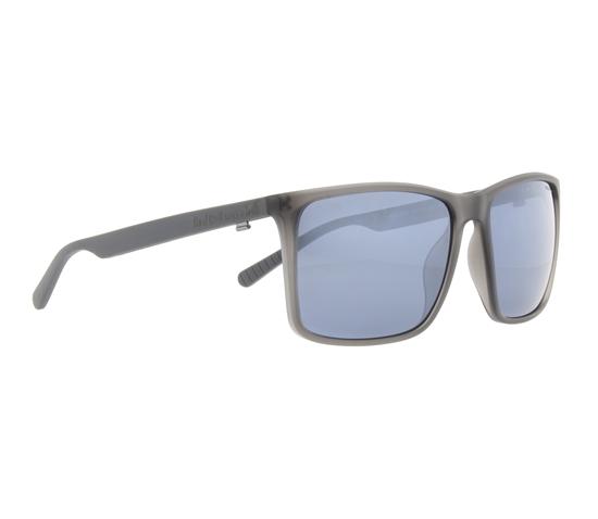 Obrázek z sluneční brýle RED BULL SPECT Sun glasses, BOW-004P, transparent dark grey, blue with silver flash POL, 59-16-145