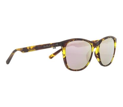 Obrázek sluneční brýle RED BULL SPECT FLY-005P, havanna/smoke with lilac mirror POL, 54-16-145