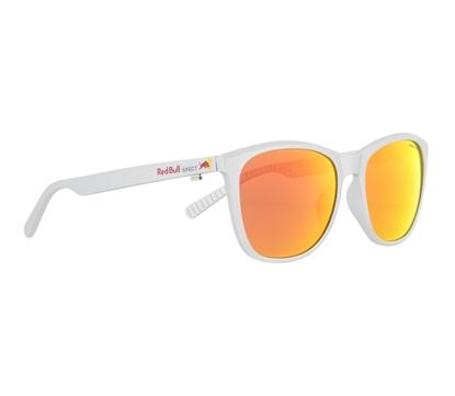 Obrázek sluneční brýle RED BULL SPECT FLY-004P, metalic silver/brown with red mirror POL, 54-16-145
