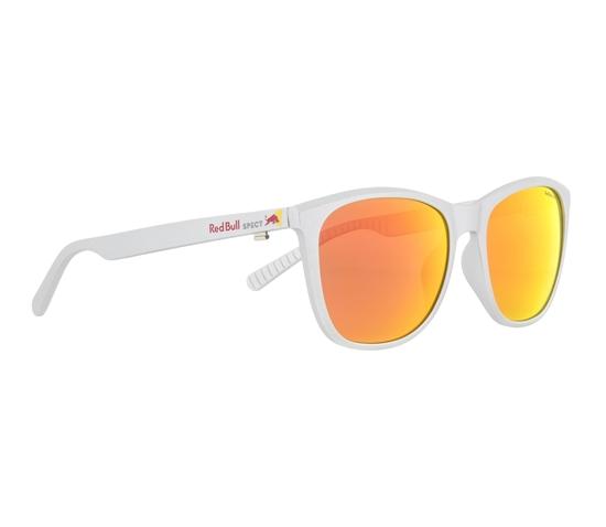 Obrázek z sluneční brýle RED BULL SPECT Sun glasses, FLY-004P, metalic silver, brown with red mirror POL, 54-16-145