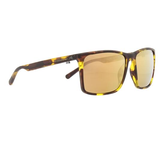 Obrázek z sluneční brýle RED BULL SPECT Sun glasses, BOW-006P, havanna, brown with bronze mirror POL, 59-16-145