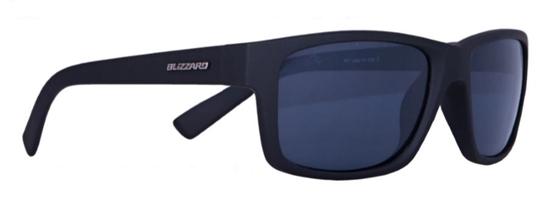 Obrázek z sluneční brýle BLIZZARD sun glasses POLSC602111, rubber black, 67-17-135