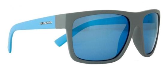 Obrázek z sluneční brýle BLIZZARD sun glasses POLSC603011, rubber black, 68-17-133