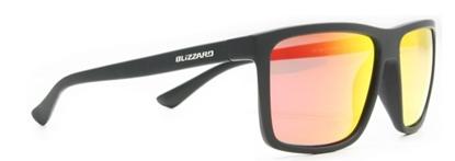 Obrázek sluneční brýle BLIZZARD sun glasses PCSC801192, rubber black, 65-17-140
