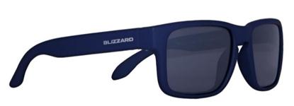 Obrázek sluneční brýle BLIZZARD sun glasses PCC125890, bright blue matt , 55-15-123