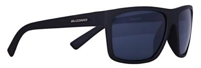 Obrázek sluneční brýle BLIZZARD sun glasses PCC603111, trans. black matt, 68-17-133