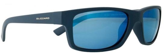 Obrázek z sluneční brýle BLIZZARD sun glasses PCC602200, dark blue matt, 67-17-135
