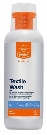Obrázek z prací a čistící prostředky FELDTEN Textile Wash 500 ml, CZ/SK, AKCE