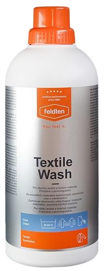 Obrázek z prací a čistící prostředky FELDTEN Textile Wash 1000 ml, CZ/SK/PL, AKCE