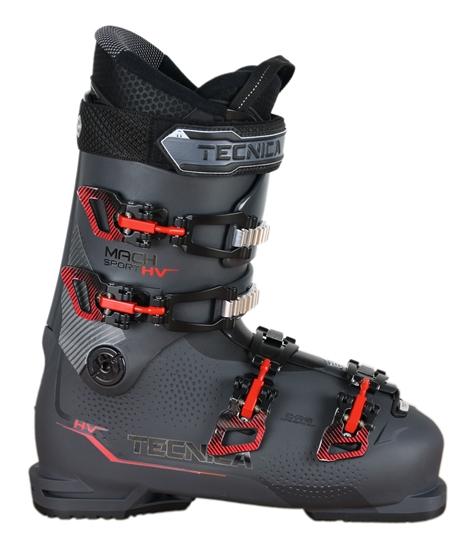 Obrázek z lyžařské boty TECNICA Mach Sport 80 HV, anthracite/red, 19/20