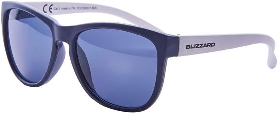 Obrázek z sluneční brýle BLIZZARD sun glasses PCC529331, dark blue matt, 55-13-118