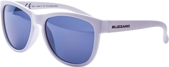 Obrázek z sluneční brýle BLIZZARD sun glasses PCC529220, white matt, 55-13-118