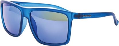 Obrázek sluneční brýle BLIZZARD sun glasses PCSC801153, rubber trans. dark blue, 65-17-140