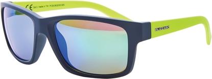 Obrázek sluneční brýle BLIZZARD sun glasses PCSC602035, rubber dark green, 67-17-135