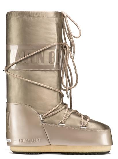 Obrázek z boty MOON BOOT GLANCE, 001 platinum