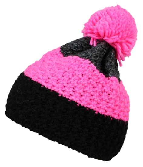 Obrázek z čepice BLIZZARD Tricolor, grey/pink/black