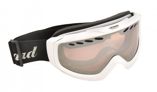 Obrázek z lyžařské brýle BLIZZARD BLIZ Ski Gog. 906 LDAVZO, extra white shiny, rosa2, silver mirror