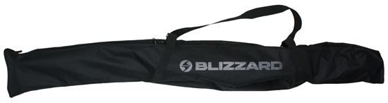 Obrázek z vak na lyže BLIZZARD Ski bag for 1 pair, black/silver, 160-180 cm