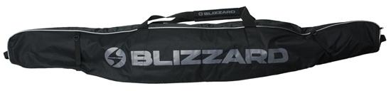 Obrázek z vak na lyže BLIZZARD Ski bag Premium for 1 pair, black/silver, 165-185 cm