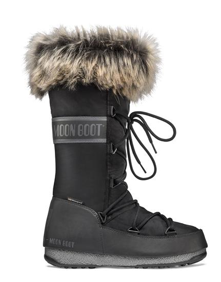 Obrázek z boty MOON BOOT MONACO WP 2, 001 black