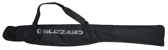 Obrázek z vak na lyže BLIZZARD Junior Ski bag for 1 pair, black/silver, 150 cm