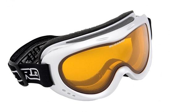 Obrázek z lyžařské brýle BLIZZARD BLIZ Ski Gog. 907 DAO, neon green, amber1