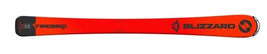 Obrázek z sjezdové lyže BLIZZARD Firebird JR + binding Tyrolia SLR 4.5, 19/20