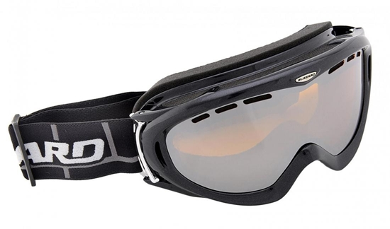Obrázek z lyžařské brýle BLIZZARD BLIZ Ski Gog. 905 MDAVZO, black metallic, amber2, silver mirror