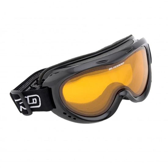 Obrázek z lyžařské brýle BLIZZARD BLIZ Ski Gog. 907 DAO, black, amber1