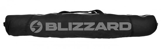 Obrázek z vak na lyže BLIZZARD Ski bag Premium for 2 pairs, black/silver, 160-190 cm