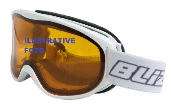 Obrázek z lyžařské brýle BLIZZARD BLIZ Ski Gog. 929 DAO, neon green, amber1