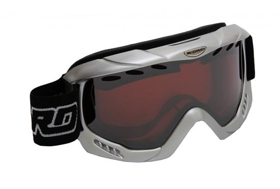 Obrázek z lyžařské brýle BLIZZARD BLIZ Ski Gog. 911 MDAVZO, silver metallic, rosa2, silver mirror