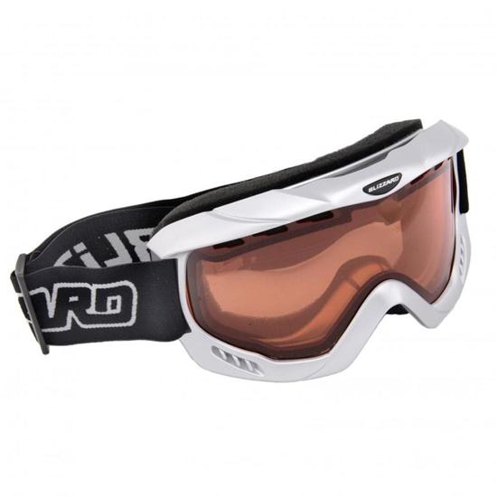 Obrázek z lyžařské brýle BLIZZARD BLIZ Ski Gog. 911 MDAVZFO, black metallic, amber2-3, silver mirror