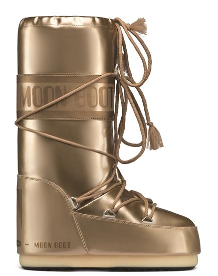 Obrázek z boty MOON BOOT VINIL MET, 003 gold