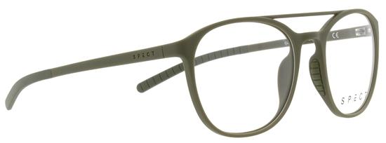 Obrázek z brýlové obruby SPECT Frame, CLAPHAM-005, olive green, 52-19-140